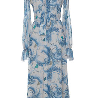 Long Sleeve Midi Dress | Moda Operandi