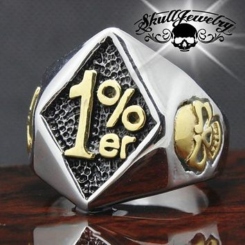 1% Two-Tone Ring (301two-tone)