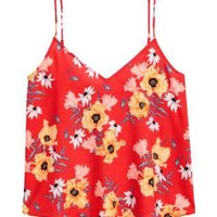 Wrap Camisole Top - from H&M