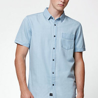 Globe Goodstock Vintage Short Sleeve Button Up Shirt at PacSun.com