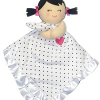 Carter's Plush Security Blanket, Polka Dot Doll (Discontinued by Manufacturer)