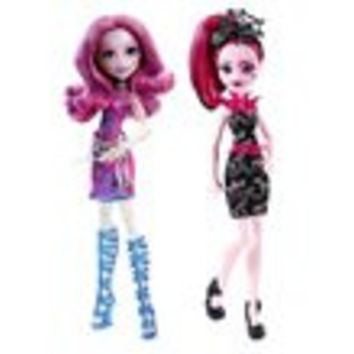 Monster High Welcome to Monster High Doll Case