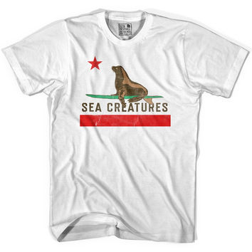 Sea Creatures Republic T-shirt