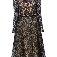Michael Kors Lace Embroidered Dress - Fashion Clinic - Farfetch.com