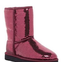 Classic Short Sparkle Boot