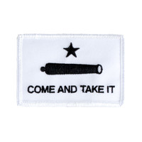 Come and Take It Flag Patch