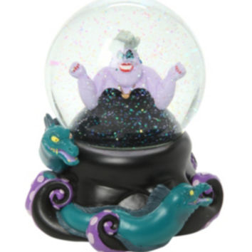 Disney The Little Mermaid Ursula Water Globe