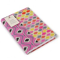 Soft aztec hand-stitched hournal - Notebooks - Stationery