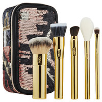 Stroke Of Midnight Brush Set - tarte | Sephora