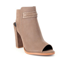 Kenneth Cole New York Sydney Peep-Toe Booties | Dillards