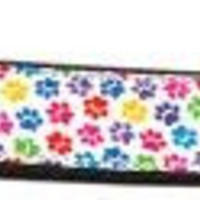Confetti Paws Nylon Dog Leashes 6 Foot Leash