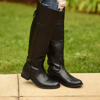 The Rider Boots - Black