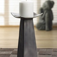 Classic Design Pillar Candle Stand