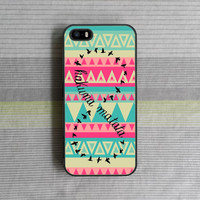 iPhone 5 case , iPhone 5S case , iPhone 5C case , iPhone 4S case , iPhone 4 case , Aztec Pink