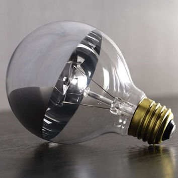 5 size E27 Edison Globe Squirrel-Cage Semi-plated Light Bulb 220V 40w/60w - Semi-plated bulb - Edison bulb - modern lamp