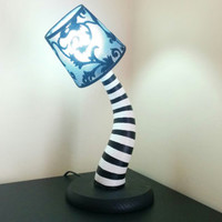 Beetlejuice Bed Lamp