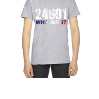 Les Miserables 24601 - Youth T-shirt