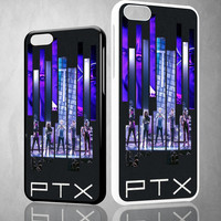 Pentatonix Album Volume  X0507 iPhone 4S 5S 5C 6 6Plus, iPod 4 5, LG G2 G3 Nexus 4 5, Sony Z2 Case