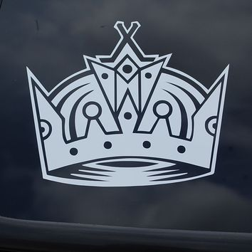 For Los Angeles Kings Vinyl Sticker Decal (279) Stanley Cup NHL Hockey Choose Size! Car Styling