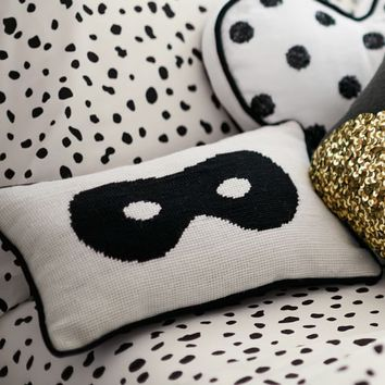 The Emily & Meritt Bandit Pillow