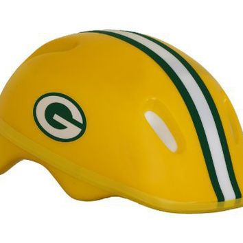 NFL Green Bay Packers Bicycle Helmet - Large