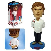 Dexter Bobble Head - Collectible Dexter Figure