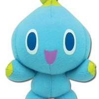 """Great Eastern 4"""" Sonic The Hedgehog Plush - Chao"""