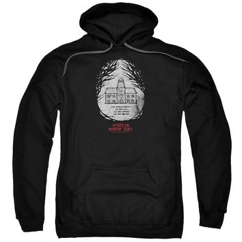 American Horror Story - Its Everywhere Adult Pull Over Hoodie