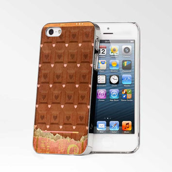 Love Chocolate iPhone 4s iphone 5 iphone 5s iphone 6 case, Samsung s3 samsung s4 samsung s5 note 3 note 4 case, iPod 4 5 Case