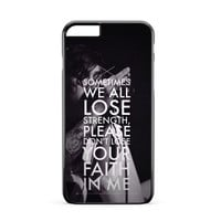 Sleeping With Sirens Song iPhone 6s Plus Case