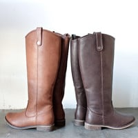 horse club riding boots - 2 colors