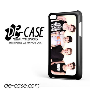 Jc Caylen Ricky Dillon Kian Lawley And Connor Franta DEAL-5839 Apple Phonecase Cover For Ipod Touch 4