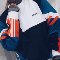 adidas Originals Nova Colourblock Sweatshirt