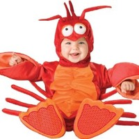 InCharacter Baby Lil' Lobster Costume