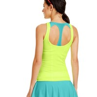 Under Armour Women's UA Tennis Back In Action Tank