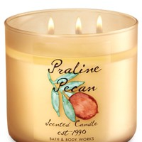 3-Wick Candle Praline Pecan