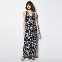MILLY for DesigNation Print Empire Maxi Dress - Women's