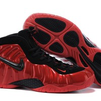 Nike Air Foamposite One Red/Black Sneaker Size US5.5-13