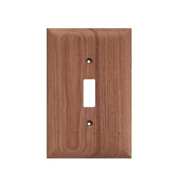 Whitecap Teak Switch Cover-Switch Plate - 2 Pack [60172]