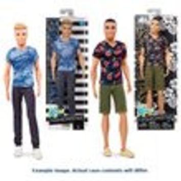 Barbie Boy Fashionista Doll Case