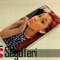 Funny Ariana Grande - iPhone 4/4S, iPhone 5/5S, iPhone 5C and Samsung Galaxy S3, S4