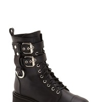 Giuseppe Zanotti 'Hilary' Military Boot (Women) | Nordstrom