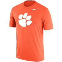 Clemson Tigers Nike Logo Legend Dri-FIT Performance T-Shirt - Orange