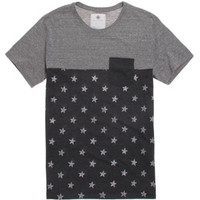 On The Byas Colada Pieced Pocket Crew T-Shirt at PacSun.com