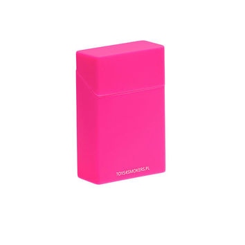 Cigarette Case Kinky Pink Classic