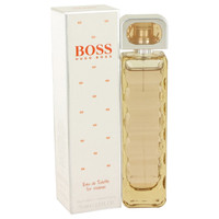 Boss Orange By Hugo Boss Eau De Toilette Spray 2.5 Oz