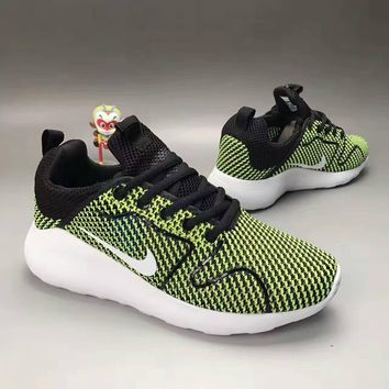 """NIKE"" Fashion Casual Knit Fly Line Olympic Men Sneakers Running Shoes"