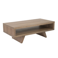 Monique Coffee Table - Walnut