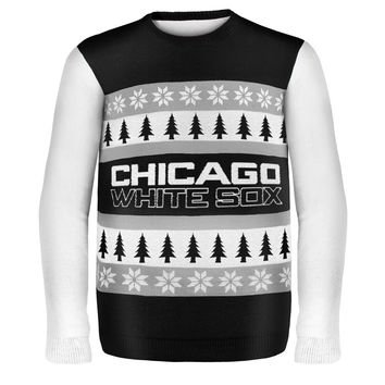 Chicago White Sox - One Too Many Ugly Christmas Sweater