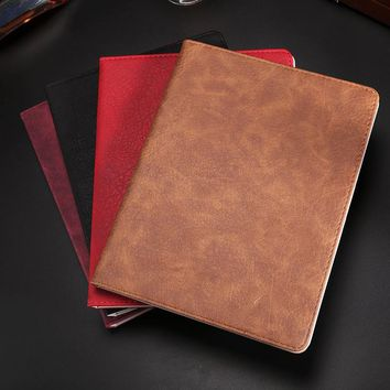 Retro Deer Leather Smart Awake Sleep Stand Cases For iPad Pro 9.7 For Ipad Air 1 2 For ipad 5 6